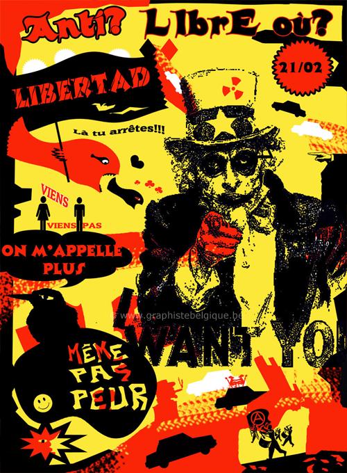 graphiste-freelance-affiche-libertad-graphisme
